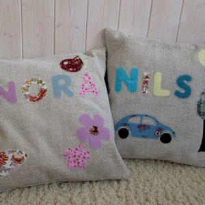 Nora ja Nilsi sünnipäevakingitus