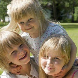 Ühe pere lapsed