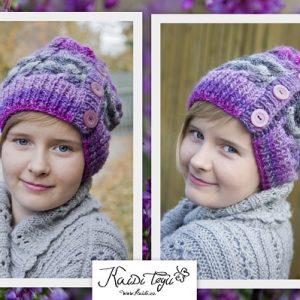 """Kui uurisin Helena käest, millist mütsi ta talveks soovib, siis sain vastuseks: """"TAVALIST MÜTSI"""" ...  ."""