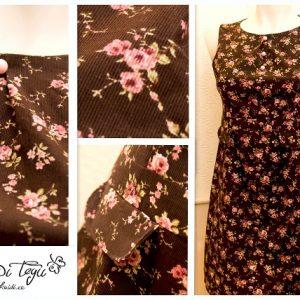 Roosiline kleit Evelinile