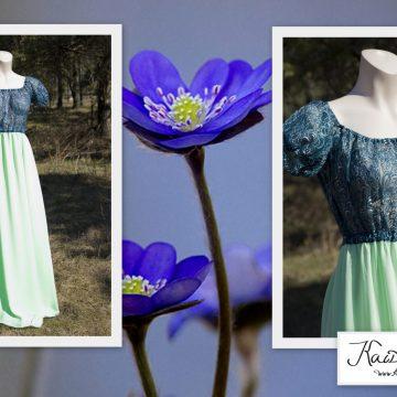 Metshaldja kleit
