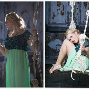 Ilus Kertu Metshaldja kleidis - teineteise jaoks loodud.