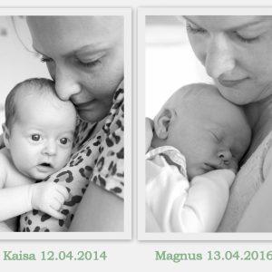 Kaisa sai venna Magnuse