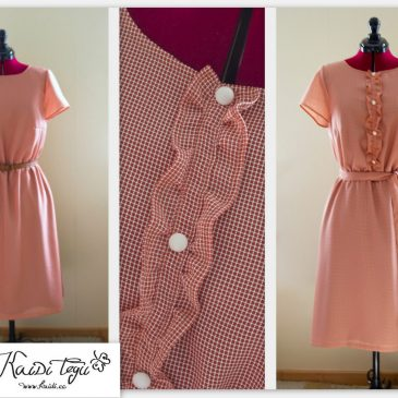 (Liiga) tavaline kleit