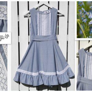 Liisa-Lotte lilleneiu kleit