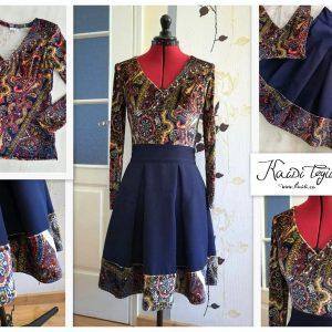 Pkuus+ seelik = kleit